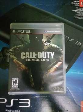 CALL OF DUTY BLACKS OPS PS3 (USADO)