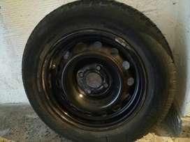 Neumático y Llanta Rueda 14 Fate