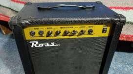 Amplificador  Ross 35w ! CASI NUEVO!