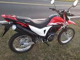 Honda XR 190  inyeccion