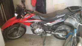 Vendo honda xr rally 150