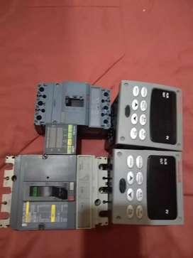 Contactores,controladores de tempertura
