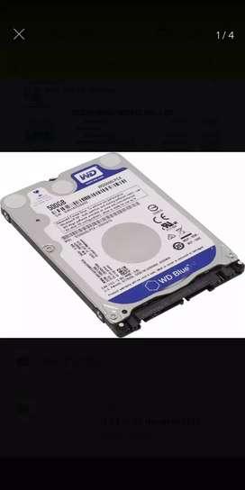 Disco duro 500 jigas consolas de vídeo juegos  o portaril