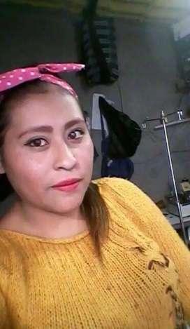 Estoy buscando trabajo de Niñera en Ambato.