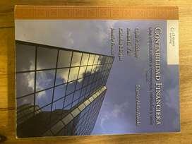 Libro universitario de contabilidad