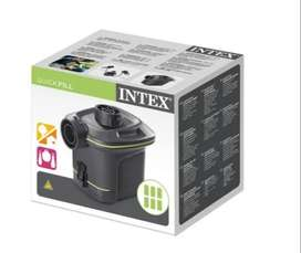 Inflador Electrico A Pilas Intex