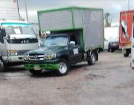 Camionetas verde