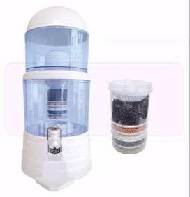 Purificador De Agua 16 Litros Tu Propia Agua Mineral En Casa Gruponatic San miguel