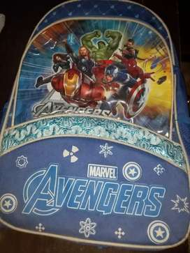 Vendo mochila advengers