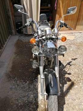 Moto harley Cycler 150