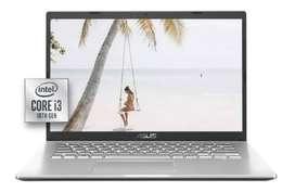 "Portátil Asus X415JA-EK483 Intel Core I3 1005G1 RAM 4Gb Disco 1 Tera HDD Pantalla 14"" FHD"
