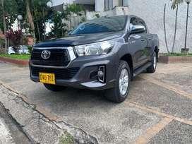 Toyota hilux 2019 diesel 4.4  mecanica 2.5
