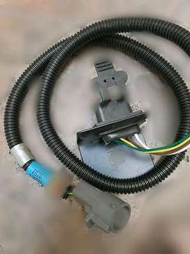 Conexion electrica  para colocacion de gancho de trailer ford explorer original