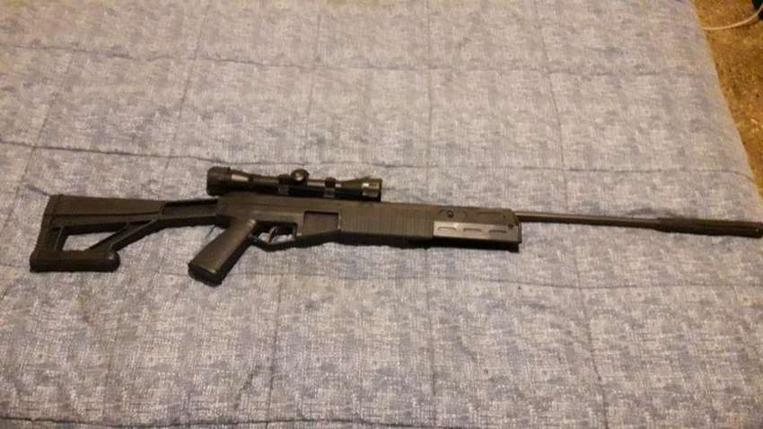 Rifle Crosman 5.5 0