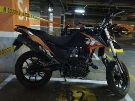 Moto Ttx 180 enduro