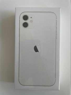 iPhone 11 64 gb Space Grey Sellado
