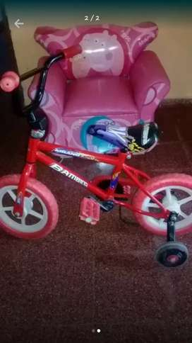 Bicicleta para chicos en buen estado