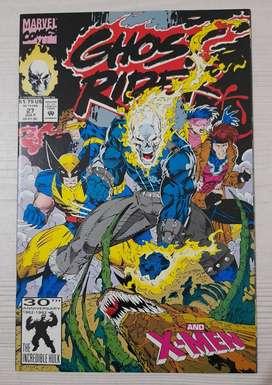 Cinco Comics de Editora Marvel