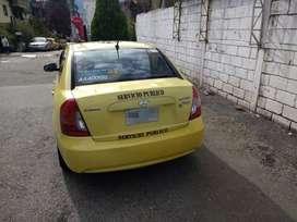 Hyundai Accent Vision taxi, 2011