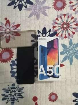 Samsung A50 Tres meses de uso