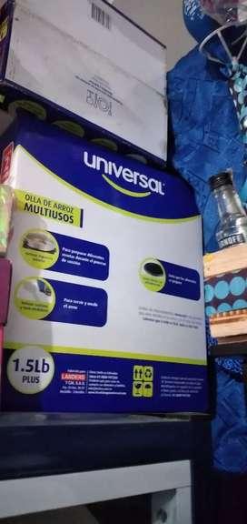 Olla arrocera vapores  universal 1.5