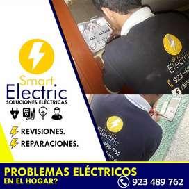 electricista en miraflores