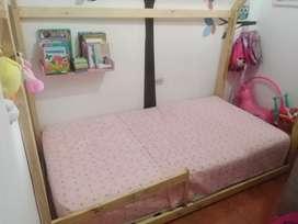 Vendo cama Montessori