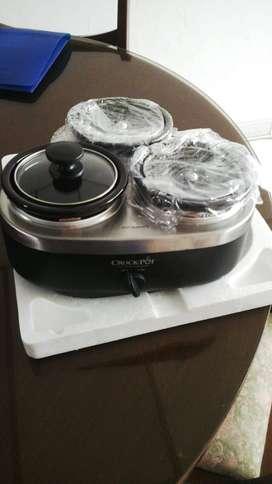 Olla De Cocción  Crock-pot De 16 Onzas