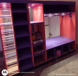 Mueble para niñas