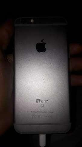 Vendo iphone 6 s casi nuevo en perfectas condiciones