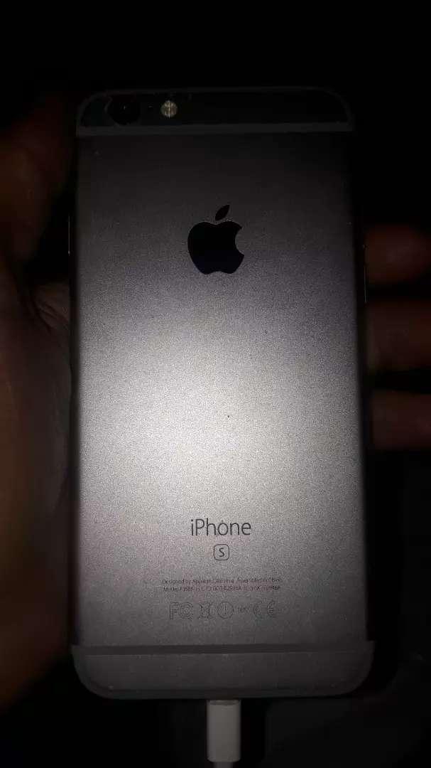Vendo iphone 6 s casi nuevo en perfectas condiciones 0