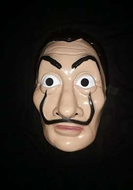 Mascara de La Casa de Papel