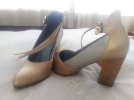 Lindos Zapatos Vélez de Tacón