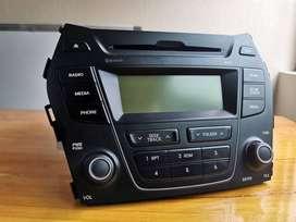 Radio Original Hyundai Santa Fe 2014 OPERATIVA