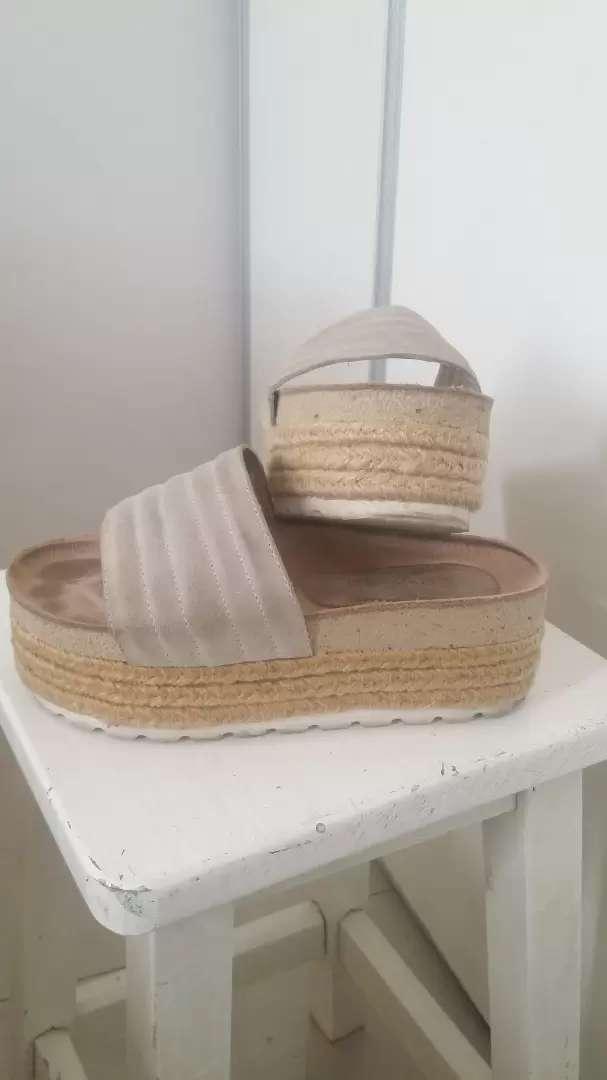 Sandalias plataforma 0