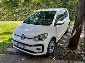Vendo VW UP HIGH! Full con muy poco uso, no Gol, no Clio