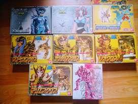 Saint Seiya caballeros del zodiaco vintage japoneses y reedicion