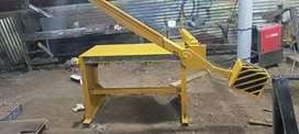 Dobladoras, Cortadora de tool de 1 Metro capacidad 2 mm