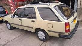 Renault 18 break 2 litros. Vendo en el estado que esta