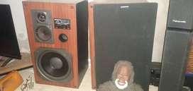 parlantes sanyo sx1100