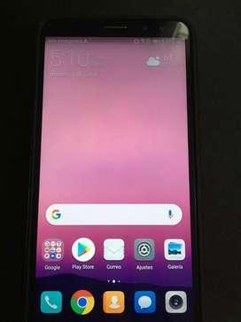 Huawei mate 10 Lite 4ram 64 memoria 4 cámaras huella gangazo