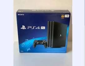 PlayStations 4 pro 1 tb 4k