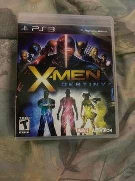 Xmen Destiny Ps3 como nuevo