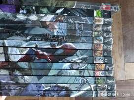 Colección gráfica Marvel 14 tomos
