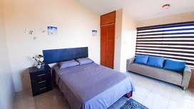 Ohana Suites te da la bienvenida a Manta y te ofrece hospedaje para que tengas un placentero descanso.