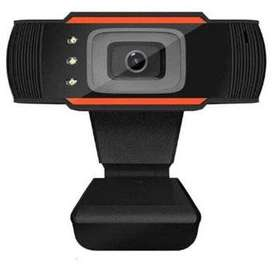 Webcam Cámara Web 1080 Full Hd