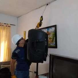 Mantenimiento y reparación y conexión de estufas hornos y calentadores