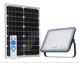 Luz Solar Ee-bs-f18 200w 3000lumenes, 6500k