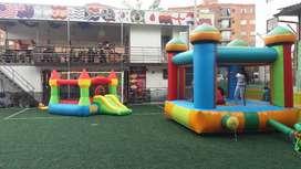 Alquiler de Castillos inflables -- fiestas/ reuniones/ eventos