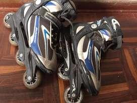 Vendo patines roller talla 43 nuevos